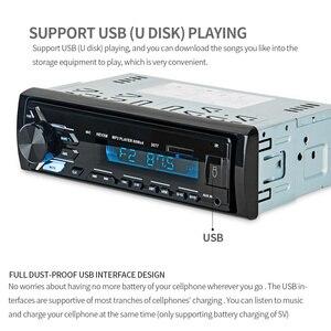Image 5 - Bluetooth đa năng Xe MP3 Người Chơi MÀN HÌNH hiển thị LCD Mp3 Bộ Thu Không Dây Xe Đài FM AUX 3.5mm Bộ Chuyển Đổi Âm Thanh Xe Hơi