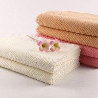 B# 2017 HOT 70x140cm 100% Cotton Absorbent Crying Bath Beach Towel Washcloth Swimwear Shower luxury cotton han C towel #1027 C