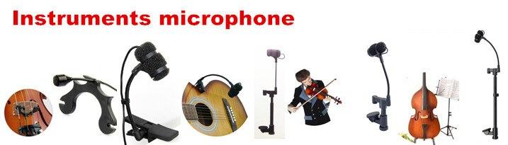 telefone móvel condensador almofada computador microfone para