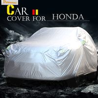 Buildreamen2 SUV Samochód Pokrywa Anty-uv Słońce Deszcz Śnieg Protector Pokrywa Wodoodporna Dla Dodge Stratus Dart Intrepid Neon Avenger Kalibru
