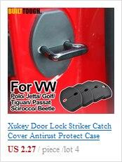 Для Chevrolet Aveo T300 Sonic Barina 2012> на дверной замок крышка+ рычаг проверки Пряжка для стопора Arrester Catch чехол Крышка шарнир