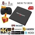NEXSMART D32 A7 Quad-core android 5.1 tv box 1G 8G CAIXA de IPTV 4 K h.265 kodi 16.1 conjunto top box suporte DLNA miracast media player
