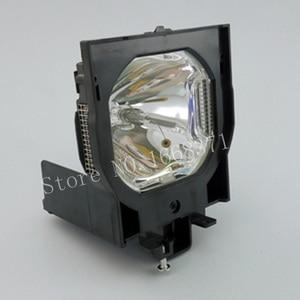 Image 2 - Konut ile orijinal Projektör Lambası POA LM49 için PLC UF15/PLC XF42/PLC XF45