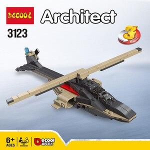 Image 2 - سريع الطيارون 3 في 1 ألعاب مكعبات البناء 4953 الخالق