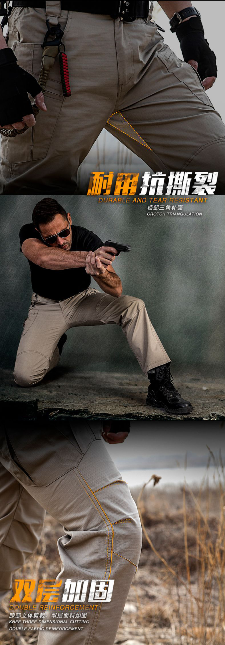 calças casuais calças dos homens do exército militar calças ativas