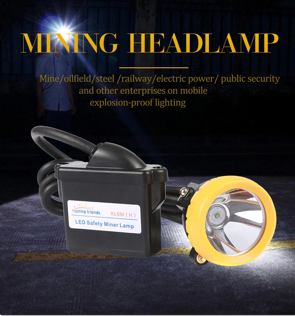 High Quality miner lamp