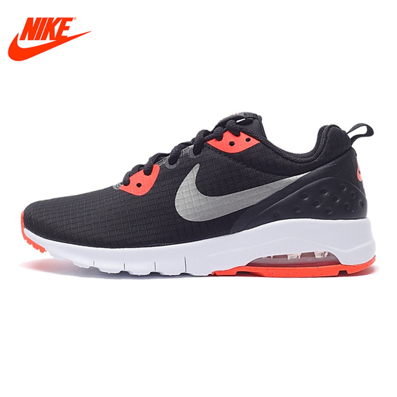 Original New Arrival NIKE Summer Breathable AIR MAX MOTION LW SE Womens Running Shoes Sneakers Comfortable Fast