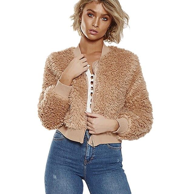 060d8f482e 2018 Warm And Sexy Ostrich wool turkey fur women coat feather short plus  size jacket winter festival long sleeve Jacket