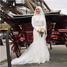 kejiadian Robe De Mariage Wedding Dress Full Sleeves