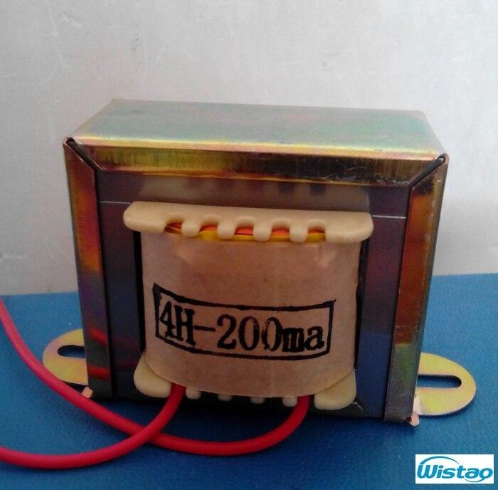 4H / 200mA Tube Amp Choke Coil 1 հատ Առկա է մաքուր OFC - Տնային աուդիո և վիդեո - Լուսանկար 3
