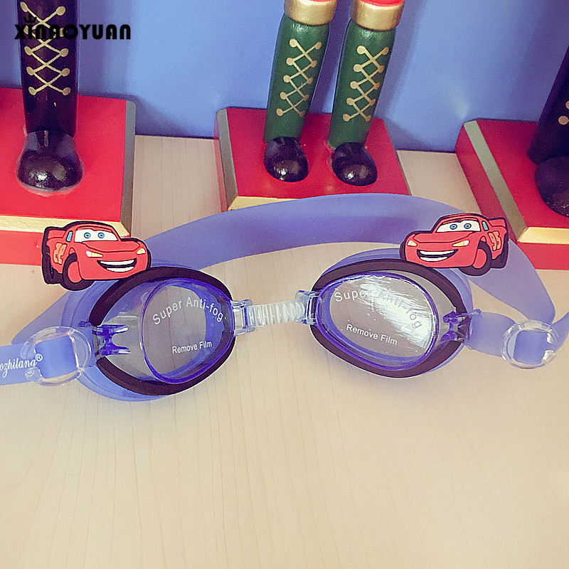 a2dd2ac5b5a Bikini 2019 Swimming Goggles Girls Swim Eyewear Children Diving Glasses  Cartoon Girl Boy Water Sports Eyeglasses 2T 12T-in Swimming Eyewear from  Sports ...