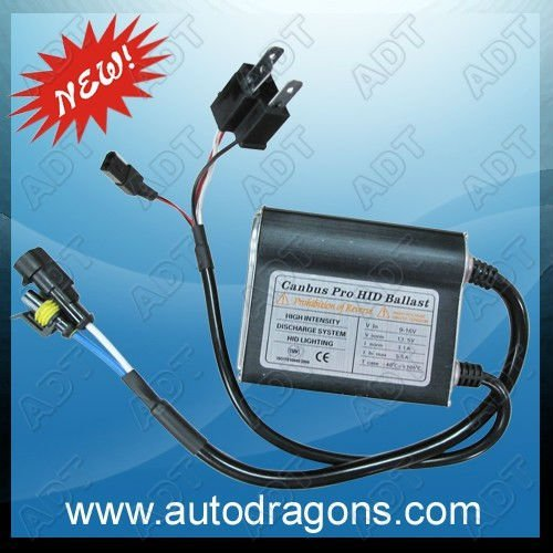 HID high/low canbus ballast for H4 H13 9004 9007