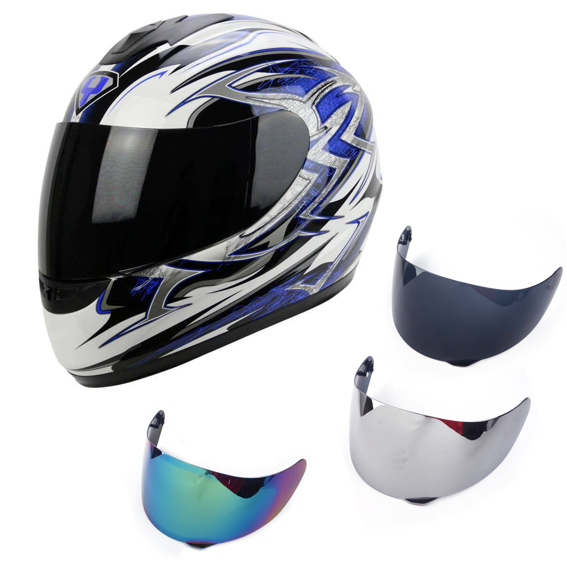 Motorcycle Helmet Visor Replacement Full Face Motorcycle Helmet Visor For Agv K3 K4 Helmets Lens Shield Protective Gear Motorcycle Atv