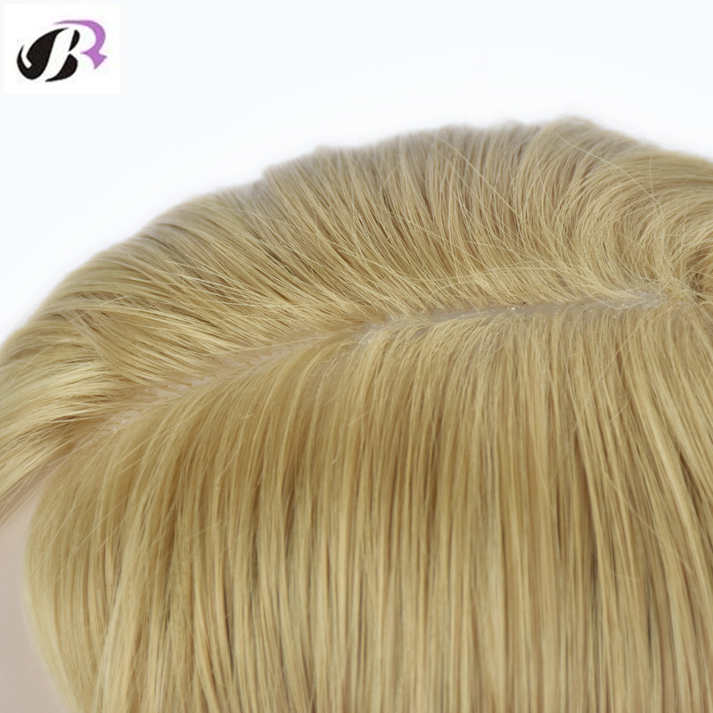 Hot Sale 26 quot Mannequin Head With Golden Hair Training Hairdressing Practce Dummy Dolls Barber Hairstyles Training Manikin Heads
