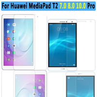 Premium Quality Tempered Glass For Huawei Mediapad T2 10 0 Pro Tablet Screen Protector For Huawei