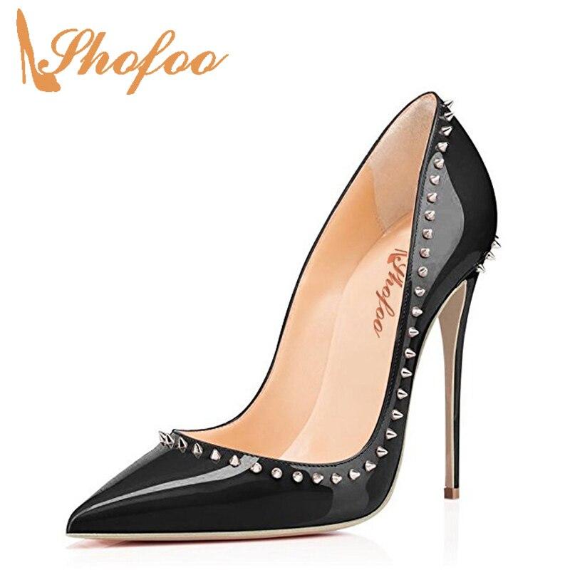 النساء اللباس أحذية Bridals أحذية الزفاف صنم أحذية عالية الكعب الأزياء مضخات أعلى Qualtiy كبيرة الحجم 4-16 مصمم Shofoo
