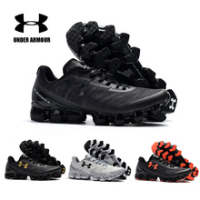 Under Armour UA Scorpio Running shoes Men Fat Tire 2 zapatillas hombre Comfortable Breathable Cushioning Sport Sneakers
