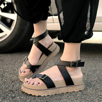 Fashion Women Sandals Outdoor Summer Lightweight Beach Flat Shoes Casual Walking Shoes Comfortable Women Slippers