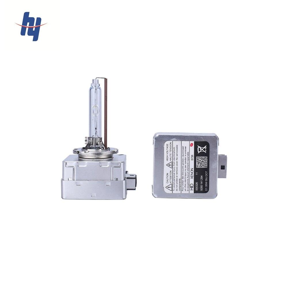2pcs AC 35W D1S HID Xenon Headlight Bulb 4300k 5000k 6000k 8000k Car Light d1s hid