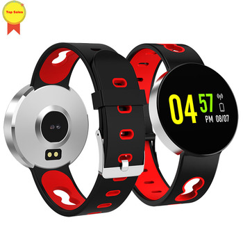 fashion smart watch fitness bracelet heart rate blood pressure monitor motion tracker waterproof sports bracelet for Android IOS
