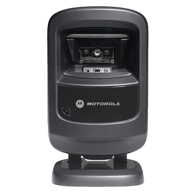 Zebra (Formerly Motorola Symbol) DS9208 Digital Hands Free Barcode Scanner  (1D and 2D) with USB Cable-in Scanners from Computer & Office on
