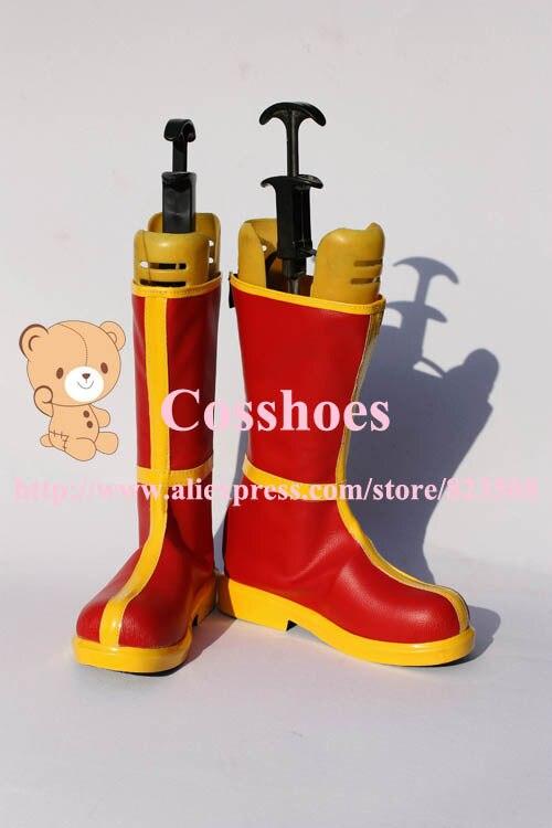 Cist Chi Chi Shoes wedi'i gwneud yn arbennig o Dragon Ball Cosplay
