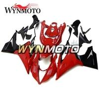 Complete Fairings For Triumph Daytona 675 2013 2016 2014 2015 ABS Plastics Motorbike Body Kits Cowlings Black Red Hull Frames