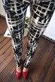2017 бесплатная доставка высокой моды леггинсы осень-весна корейский велюр тонкий девушка женские брюки xl xxl
