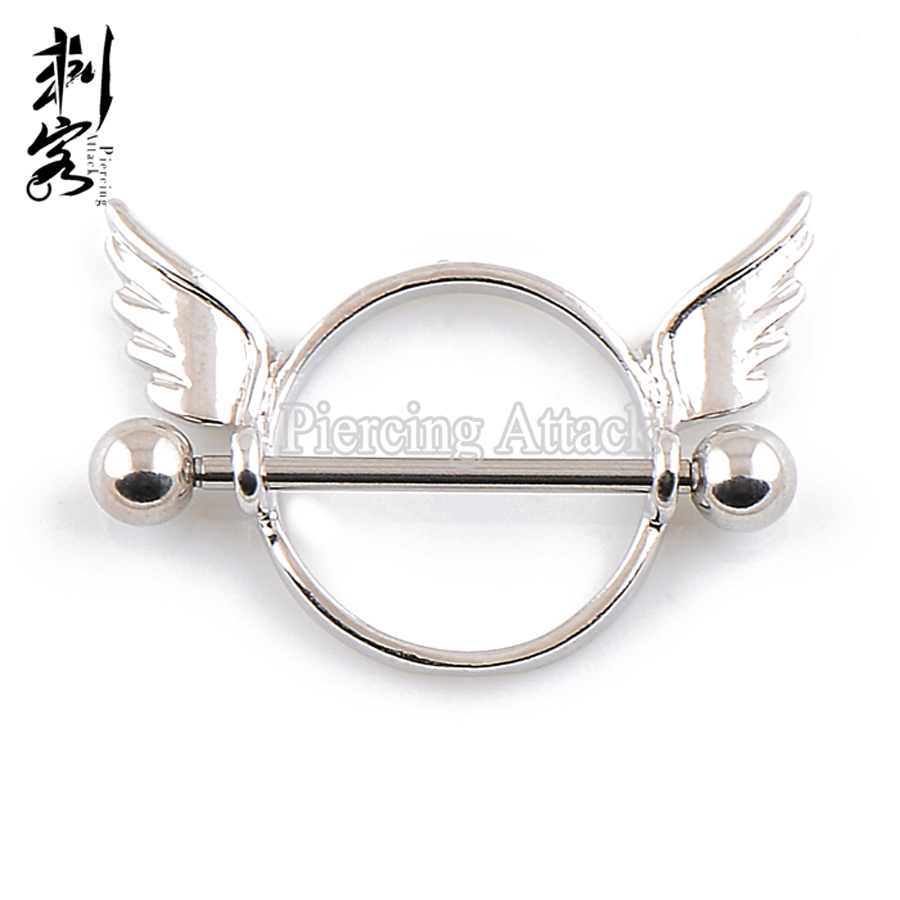 316L Surgical Steel Angel...