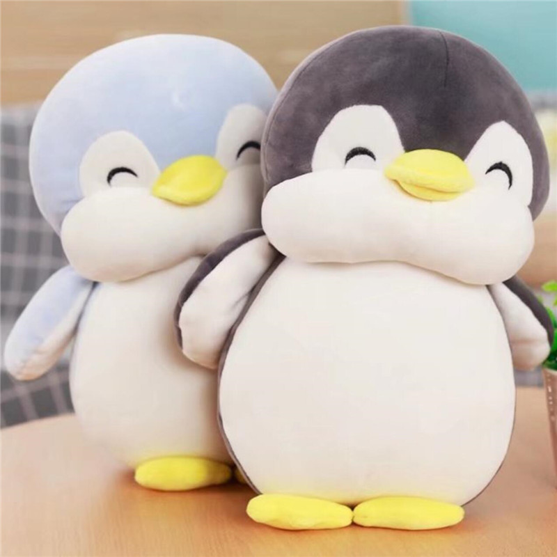 Soft Fat Penguin Plush Toys Staffed Cartoon Animal Doll Fashion Toy For Kids Baby Lovely Girls Christmas Birthday Gift