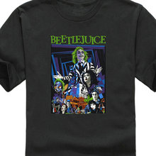 Movie T Shirts  Short Graphic Beetlejuice Classic O-Neck Mens Tees France Soccerer Jersey 2018