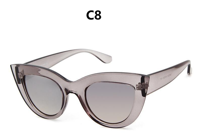 HTB1YRKyRpXXXXbBXVXXq6xXFXXXV - Women's cat eye sunglasses ladies Plastic Shades quay eyewear brand designer black pink sunglasses PTC 221