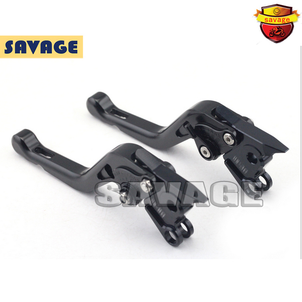 ФОТО For DUCATI 996 998 ST4/S ST3/S GT1000 S2R 1000 Black Motorcycle Accessories CNC Aluminum Short Brake Clutch Levers