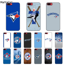 цена на MaiYaCa for iphone 11 pro max cover Toronto Blue Jays DIY Printing Special Offer Phone Case Cover for iPhone 7 7plus 5 5S  6 6S 8 8PlusX XS MAX XR