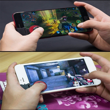 1PCS Game Trigger Fire Button Mobile Phone Gamepad Controller Shooter For iPhone Mobile Legends For Arena of Valor