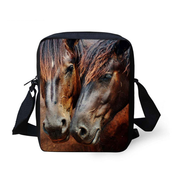 FORUDESIGNS/женская маленькая сумка через плечо с объемным рисунком собаки чихуахуа, модные женские сумки-мессенджеры, сумки через плечо - Цвет: C4031E