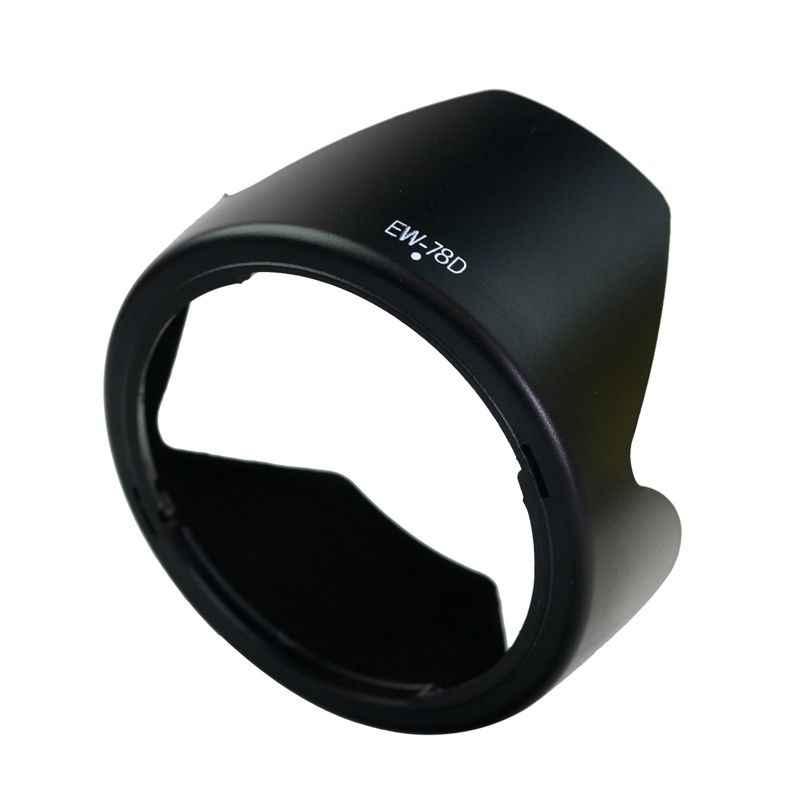 Mükemmel EW-78D EW78D Lens Hood CANON EF-S 18-200mm f/3.5-5.6 IS