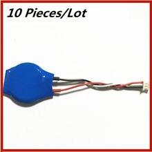 Novo portátil para dell m2400 m2400 1420 1520 1400 m1330 e5400 e6400 placa-mãe bios cmos bateria com cabo de fio
