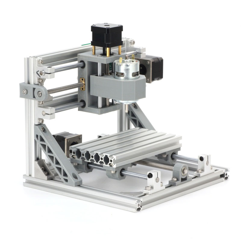 CNC Wood Rounter 1610 GRBL control Diy mini CNC machine,working area 16x10x4.5cm,3 Axis Pcb Milling machine