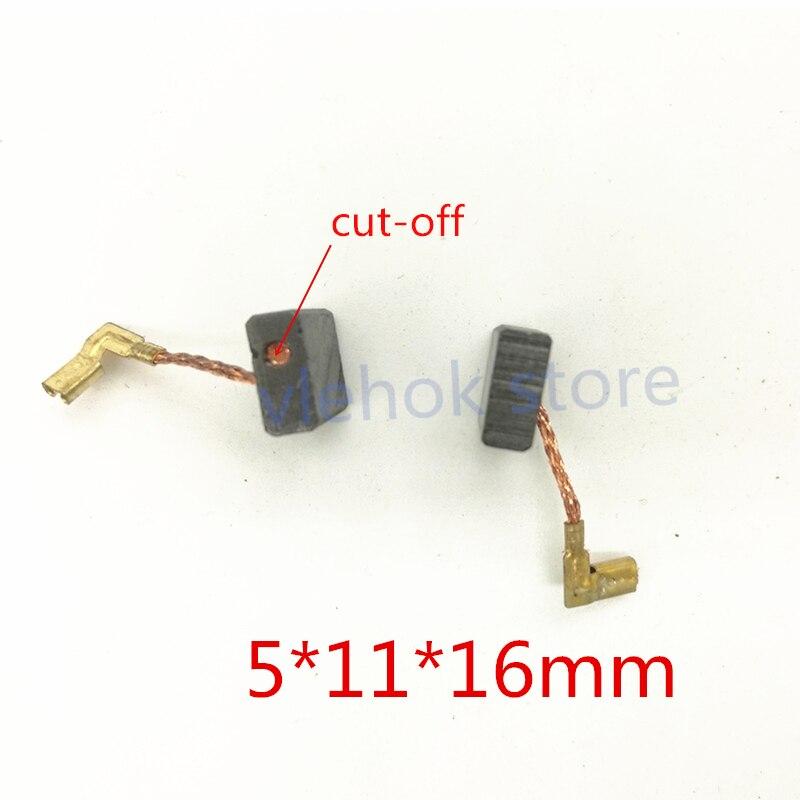Carbon Brushes Replace For 191978-9 194074-2 CB-325 Makita BO6040 9565CV 9560CV 9561CV 9563CV 9564CV 9564CVL GD0800C GD0810C