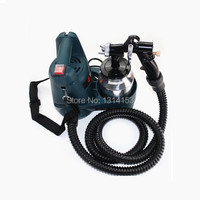 220 В Электрический распылителя краски/пистолет для распыления краски/краской/Air brush/Аэрограф/безвоздушного/Высокое качество