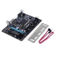 6 Channel Mainboard P55 A 1156 Motherboard High Performance Desktop Computer Mainboard CPU Interface LGA 1156