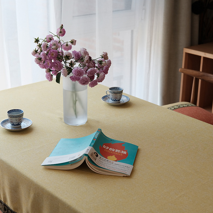 Table Cloth On The Table The Tablecloth Solid Mianma Thai Restaurant Coffee  Table Cloth Cover Household Square Rectangle In Tablecloths From Home U0026  Garden ...