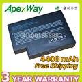 Apexway 8 celdas de batería portátil para hp compaq business notebook n1050v nx9000 nx9008 nx9010 nx9005 nx9010 nx9020 nx9030 x9008