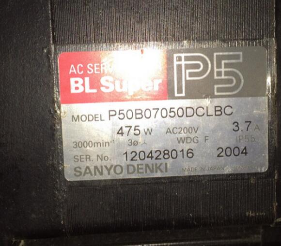 Servo pack  P50B07050DCLBC  ,  Used one , 90% appearance new , 3 months warranty   Servo pack  P50B07050DCLBC  ,  Used one , 90% appearance new , 3 months warranty