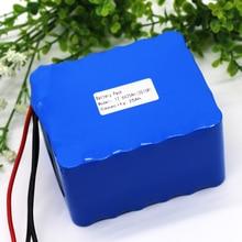 KLUOSI 12 V Батарея 3S10P 11.1V12.6V 25Ah литий-ионный Батарея пакет с 60A сбалансированный BMS для инвертор/достопримечательности автомобилей и т. д.