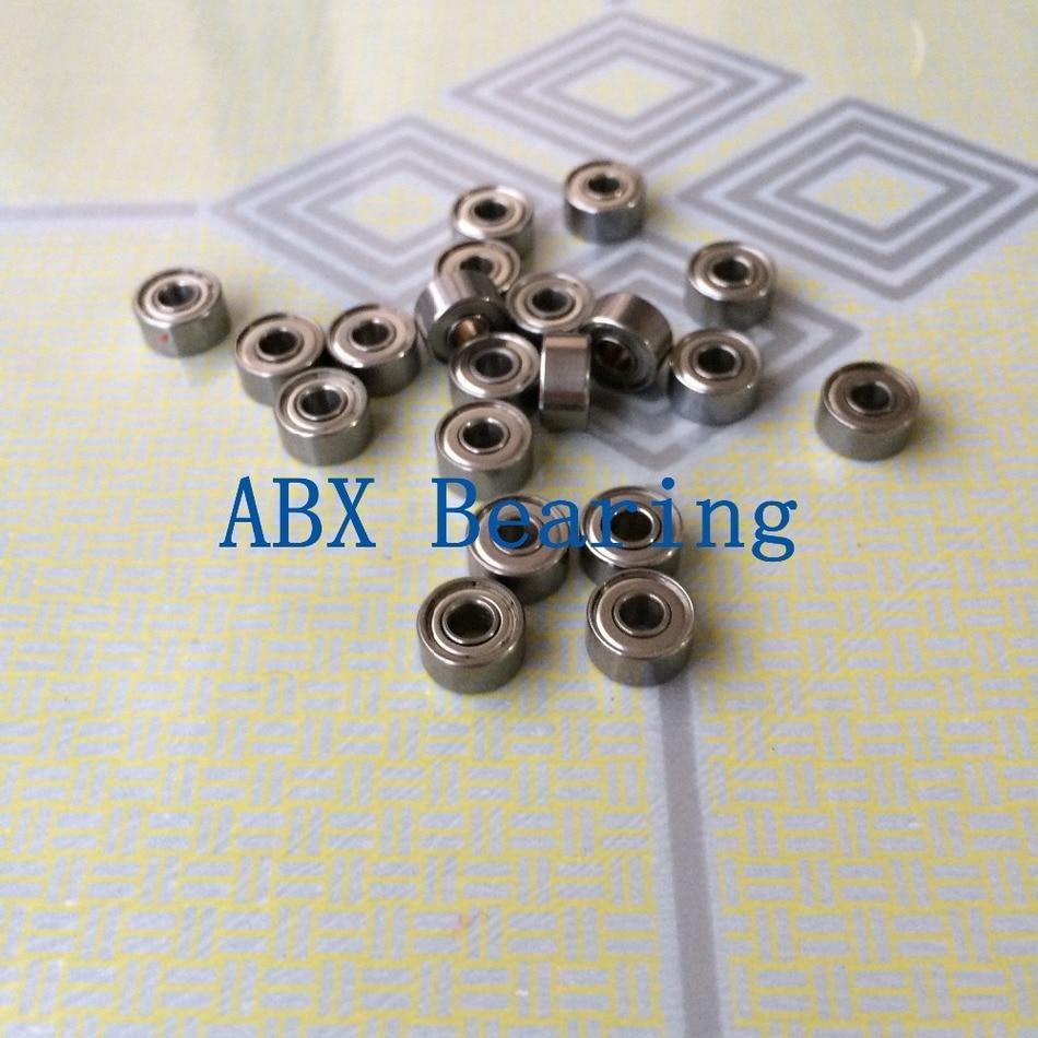 10pcs miniature bearing 694ZZ 694-2Z 694-Z 4x11x4 mm 694 ball bearing college 1938 694