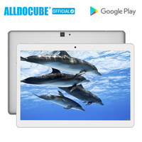 ALLDOCUBE M5 10.1 android tablet MT6797 X23 10 Core 4GB RAM 64GB ROM 10.1 2560x1600 Display Dual SIM 4G Phone Call Tablet PC