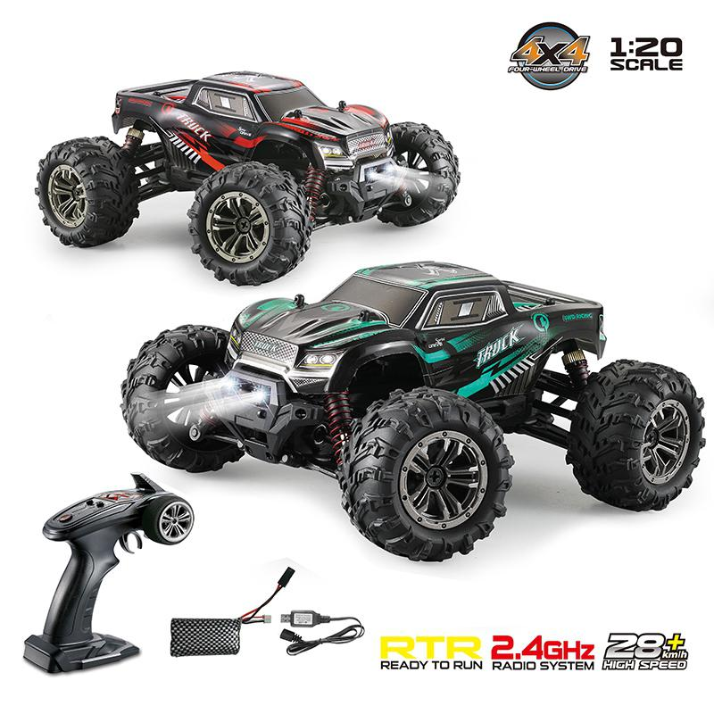 RCtown 1:20 2.4G 4WD Rechargeable RTR Remote Control 28KM/H High Speed Off Road Crawling Monster Drift Racing Cars RCtown 1:20 2.4G 4WD Rechargeable RTR Remote Control 28KM/H High Speed Off Road Crawling Monster Drift Racing Cars