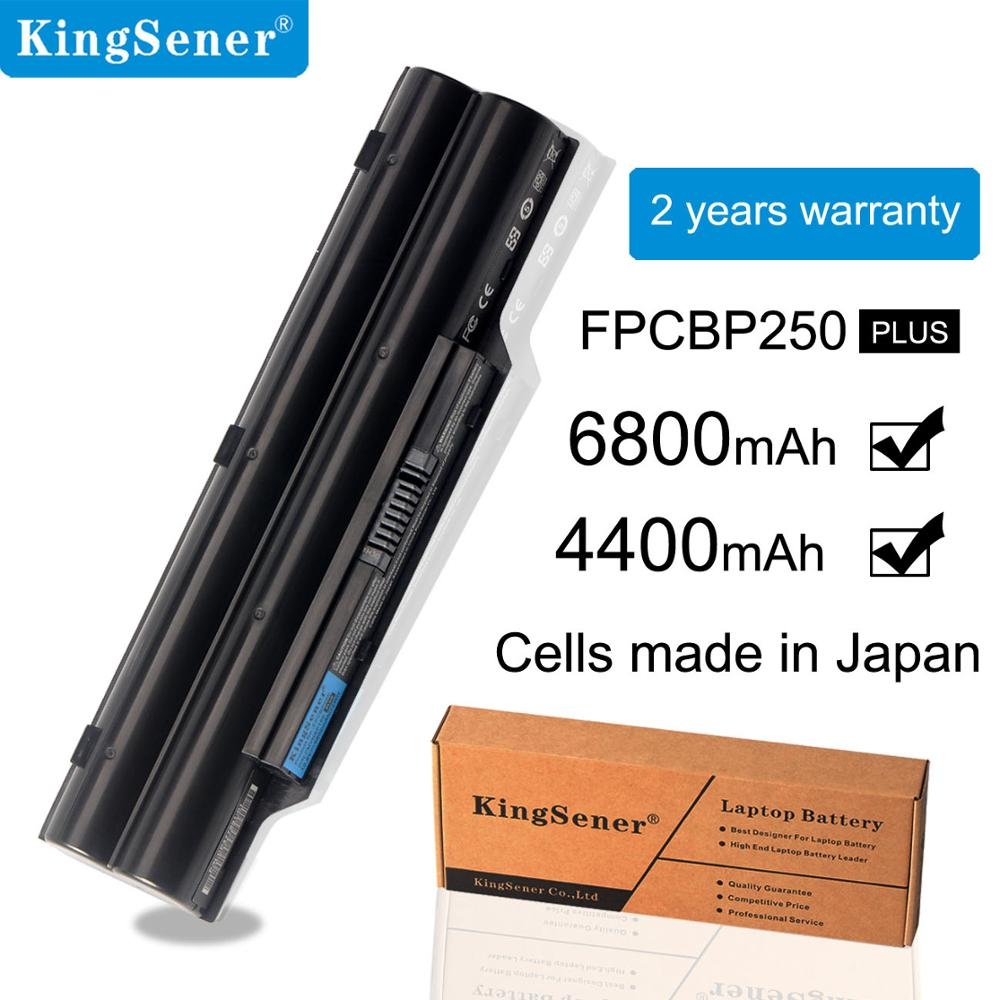Japanese Cell FPCBP250 Lapto Battery For FUJITSU LifeBook A530 A531 AH530 AH531 LH701 LH520 LH522 FMVNBP186 FMVNBP189 FPCBP250AP